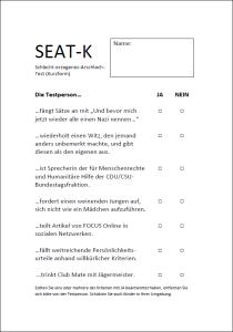 SEAT-K